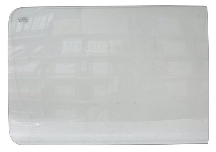 Front Cab Door Drop Glass, Right 68-79.   211-845-202B