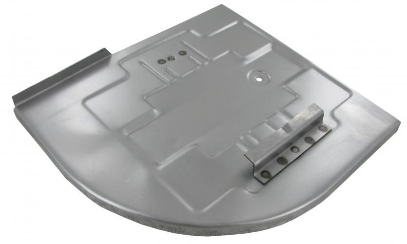 12volt Battery Tray Right ->67.   211-813-164A