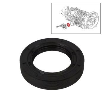 Oil Seal for Differential,  Drive flange seal Bay & T25 75-91.   091-301-189
