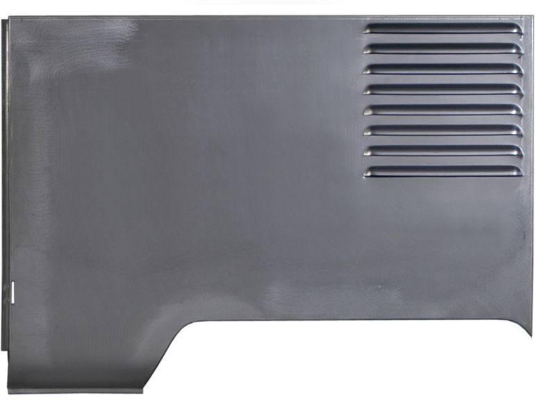 Side panel, short, left (RHD) - Typ 2, 50>55 224-809-101A