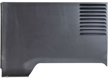 Side panel, short, left (RHD) - Typ 2, 55>62 224-809-101C