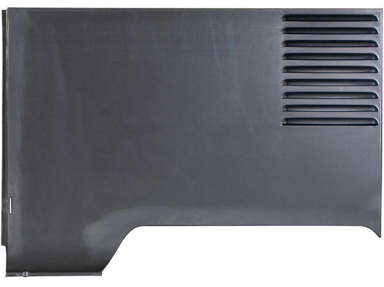 Side panel, short, left (RHD) - Typ 2, 55>62 224-809-101C
