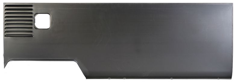 Side panel, long, right (RHD) - Typ 2, 63 only 224-809-102E