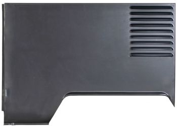 Side panel, short, left (RHD) - Typ 2, 63 only 224-809-101E