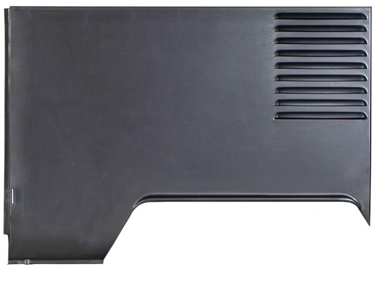 Side panel, short, left (RHD) - Typ 2, 63 only 224-809-101E
