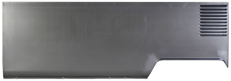 Side panel, long, left, (LHD) - Typ 2, 63>67 221-809-101F