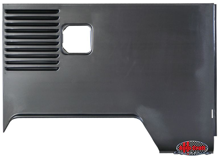 Side panel, short, right (LHD) - Typ 2, 63>66 221-809-102F