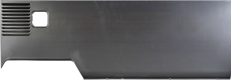 Side panel, long, right (RHD) -Typ 2, 63>66 224-809-102F