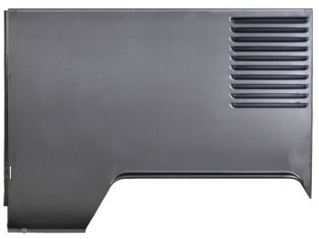 Side panel, short, left (RHD) - Typ 2, 63>67 224-809-101F