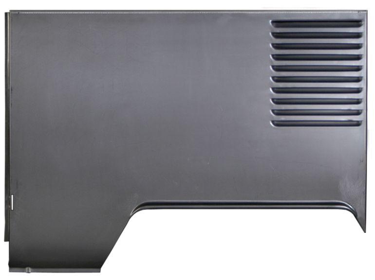 Side panel, short, left (RHD) - Typ 2, 63>67 224-809-101F
