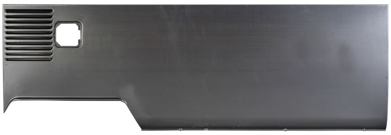 Side panel, long, right (RHD) - Typ 2, 67 only 224-809-102G