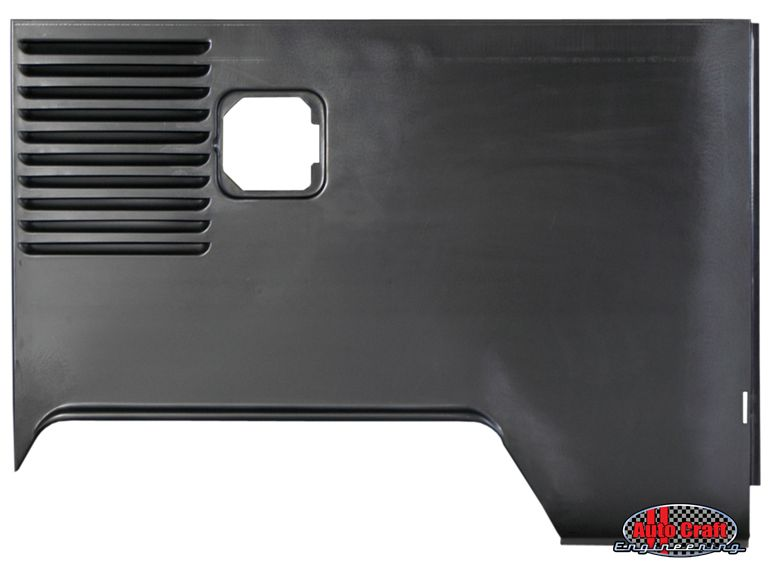 Side panel, short, right (LHD) - Typ 2, 67 only 221-809-102G