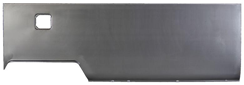 Side panel, long, right, RHD Australian (no vents) - Typ 2, 62>67 224-809-1