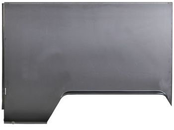 Side panel, short, left (RHD) - Typ 2, Australian (no vents) 62>67 224-809-101K