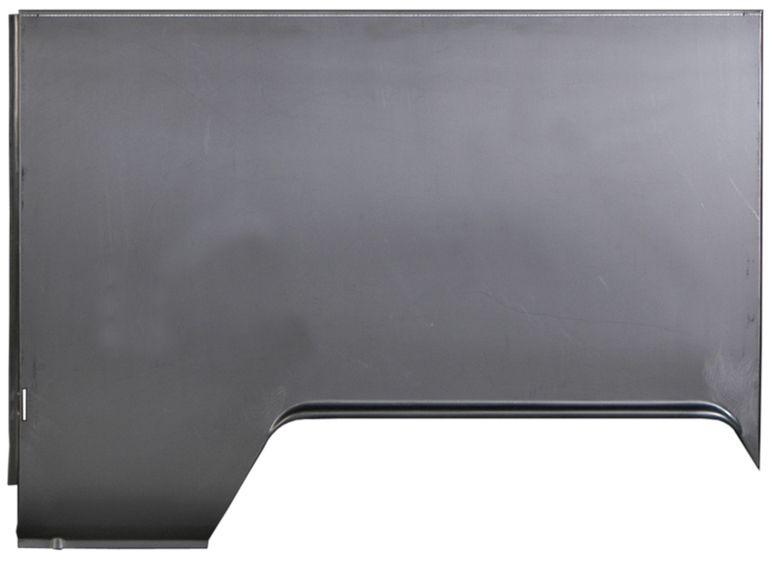 Side panel, short, left (RHD) - Typ 2, Australian (no vents) 62>67 224-809-