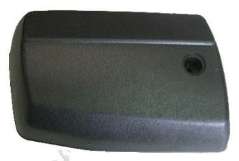 Bumper End Cap, Front Left or Rear Right 80->.   251-807-123A