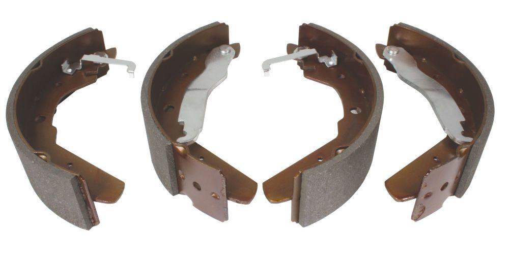 Rear brake shoes 80-92 (not syncro) 251-698-531L