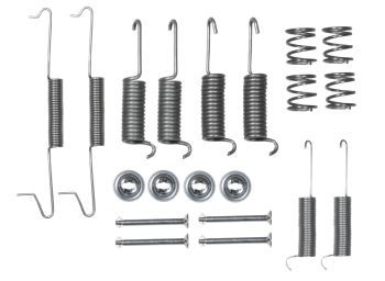 "Rear shoe fitting kit 80-92 (Not 16"" Syncro) 251-698-545"