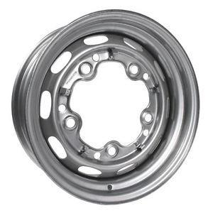 Standard Steel Wheel 5.5 x 15, Silver.   AC601142P