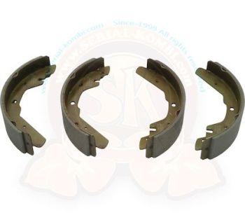Rear Brake Shoe Kit 12/72-79.   211-698-537N