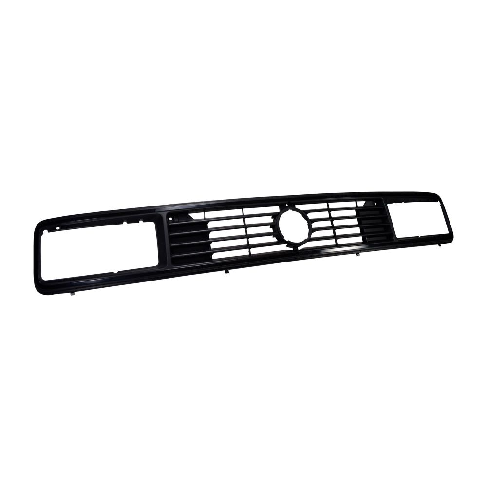 Upper Front Grille, Square Headlights 80-85.   255-853-652K
