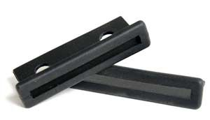 Engine Lid Hinge Seals (Pair)Top Quality 55-75.  261-829-573