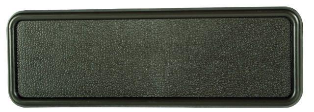 Radio Blanking Plate 68-79, Genuine VW.   211-857-233