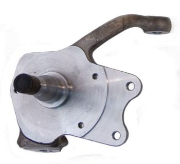 Front Spindle for Disc Brakes, Left, 66-79.   113-405-311D
