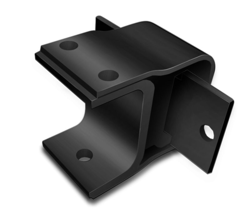 Front Gearbox Mount, Top Quality 68-71.   211-599-201A