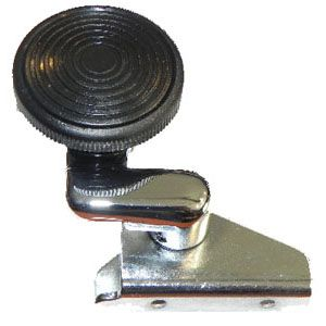 Rear Quarter Light Window Catch, Left 68-79.   221-847-681
