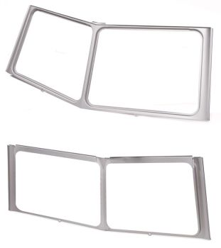 Complete Windscreen Surround Inner & Outer 55-67.   211-805-039BQ