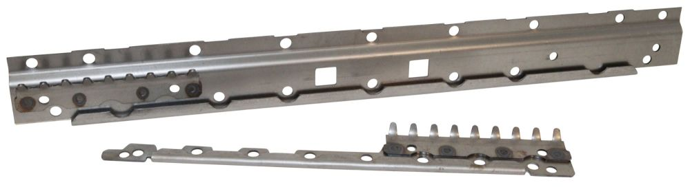 Seat Runners, Drivers Side (With Holes) LHD 68-75.   211-801-343H