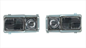 T25 Square Headlight Kit, RHD, Top Quality. 252-941-998