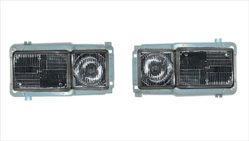 T25 Square Headlight Kit, RHD, Top Quality. 252-941-998
