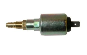 Fuel cut off valve 12 volt, UPTO 1970.    058-129-413D