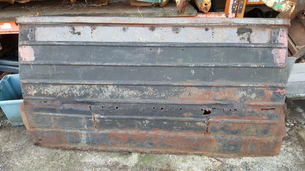 Barndoor Bulkhead Used