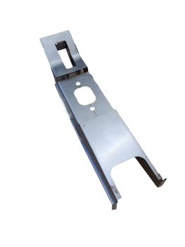 Handbrake Bracket under Cab Floor 59-67.   211-801-051DB