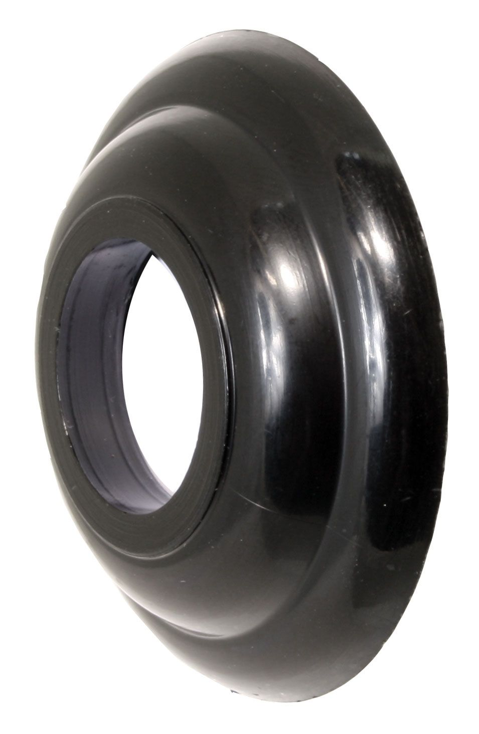 Interior Front Door Handle Collar, Black 50-60.   111-837-235BK