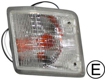 T25 Front Indicator Unit, Left, Clear.   251-953-141C