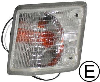 T25 Front Indicator Unit, Right, Clear.   251-953-142C