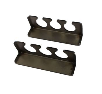 Full Width Triple Position Benchseat Mounts, PAIR.   211-881-301