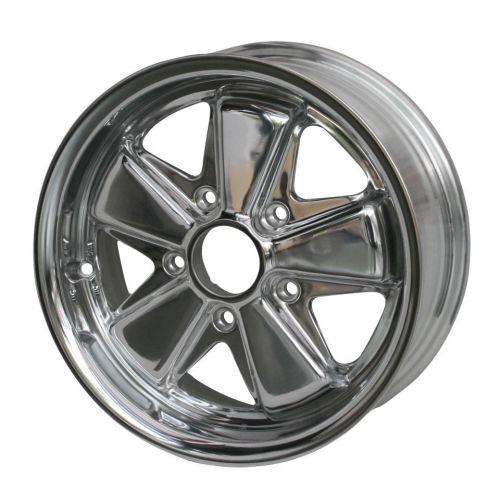 911 Style Deep 6 Wheel, Fully Polished 5x130.   SCH9539-600