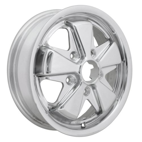 Fooks / Fuchs Alloy Wheel with Fully Polished Finish 4.5Jx15'' 5x130.   AC6