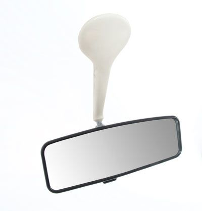 Rear View Mirror, Top Quality 68-77 Beetle.   113-857-511L