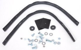 Rear Bumper Splash Pan Installation Kit 1972 only.   211-798-005B