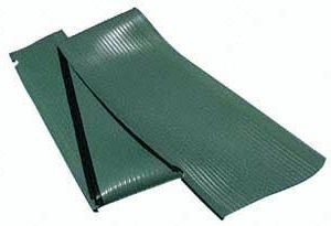 Running Board Mat, Left, Como Green, All Years Beetle.    111-821-531ACG