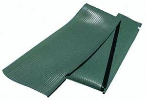 Running Board Mat, Right, Como Green, All Years Beetle.    111-821-532ACG