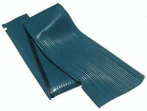 Running Board Mat, Right, Satin Blue, All Years Beetle.    111-821-532ASB