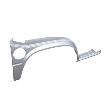 Front Wheel Arch Right, Top Quality 80-92 (Not Syncro).   251-809-244BR