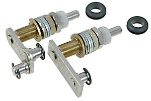 Wiper Spindle Kit 68-69 Beetle, Pair.   111-998-111C